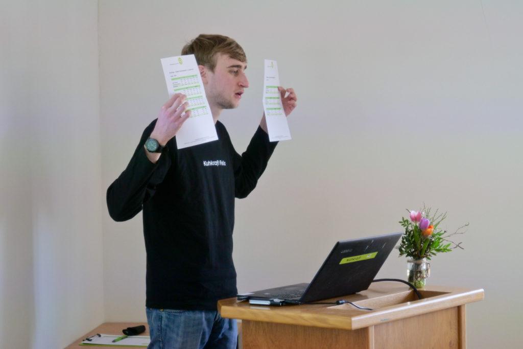 Felix Hünnekes zu Silagen 2018